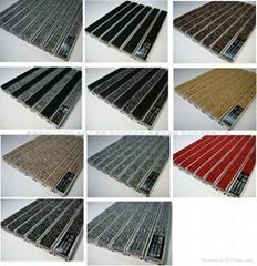 赛瑞最专业的门厅铝合金地垫比利时进口