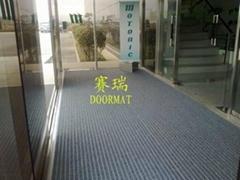 /汽车展厅入口除尘地垫