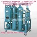 Multi-Function Vacuum Transformer Oil Regeneration Purifier