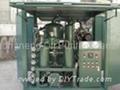 PLC Vacuum Transformer Oil Purifier, Oil Filtration, Oil Recycling Machine