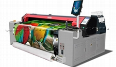 Belt Textile Printer for fabric direct printing
