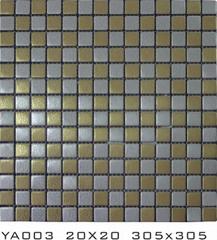 金屬馬賽克--不鏽鋼馬賽克