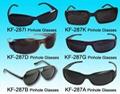 Relax Eye massager sunglasses pinhole glasses