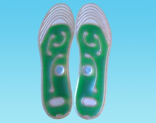 Foot Massage Gel Insoles 4