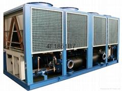 100HP風冷式螺杆冷水機組