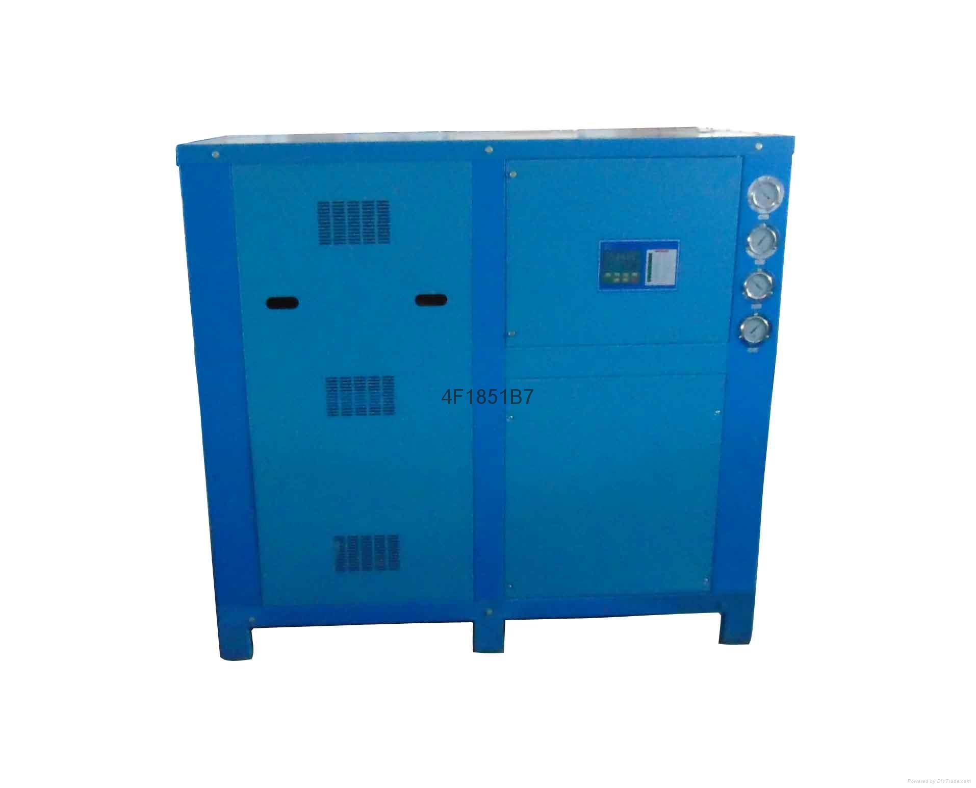 超声波电镀清洗冷水机 4