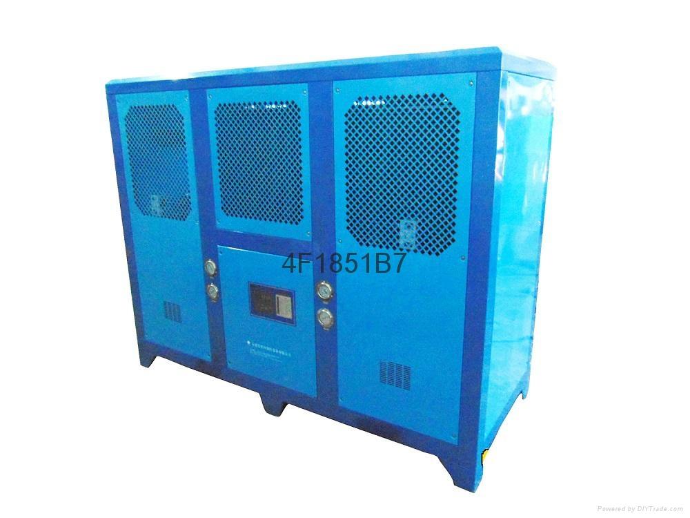 超声波电镀清洗冷水机 5