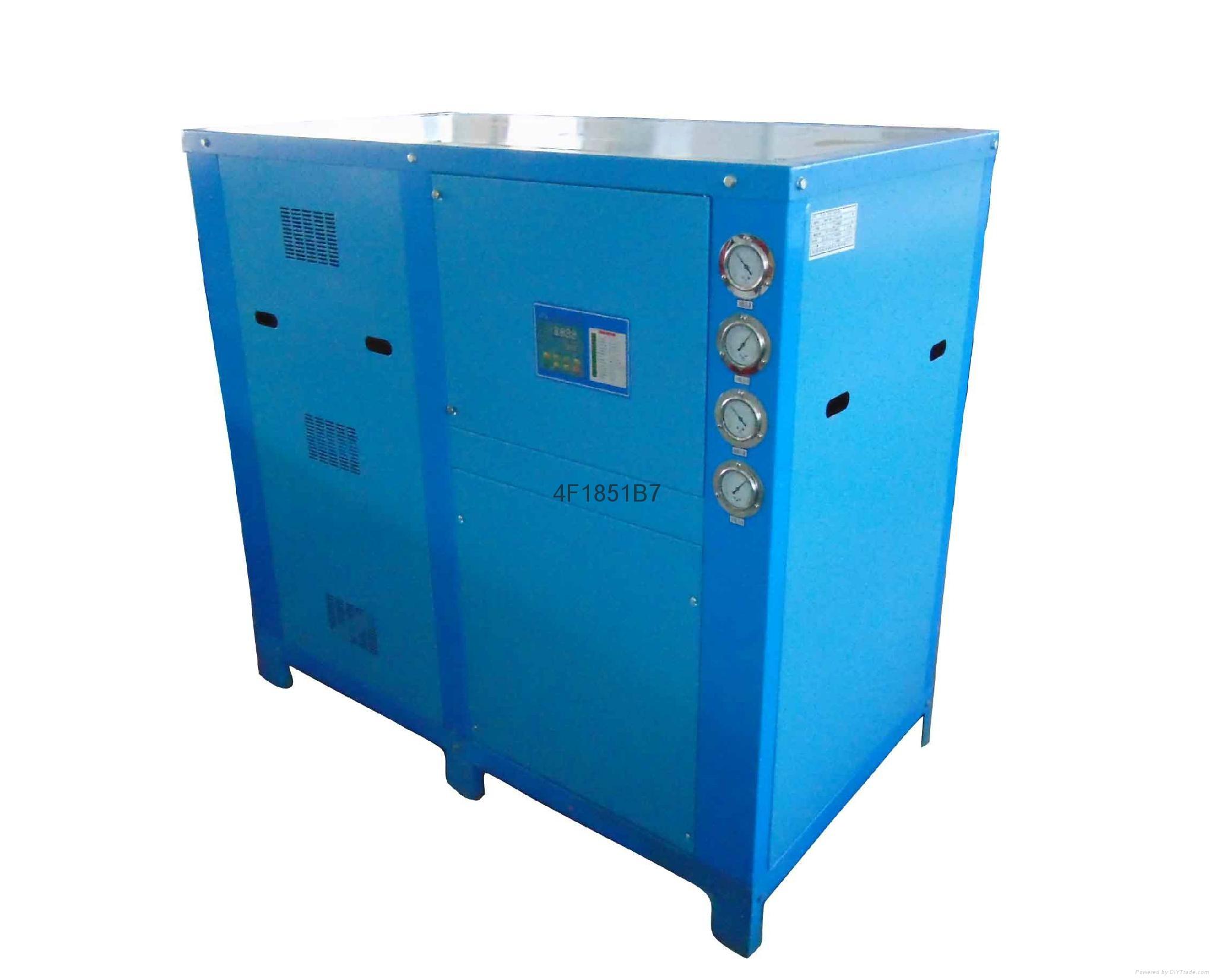 超声波电镀清洗冷水机 1