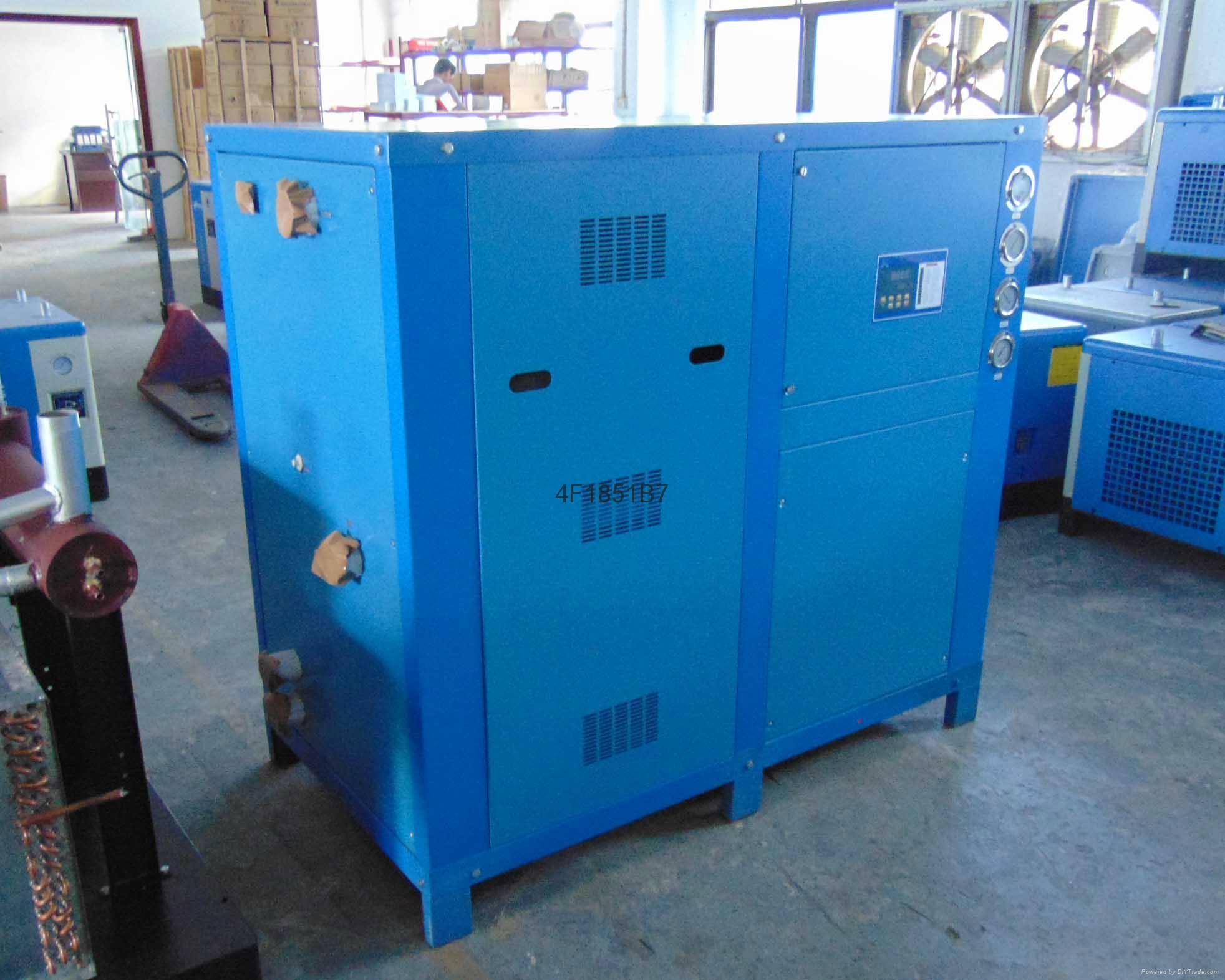 超声波电镀清洗冷水机 2