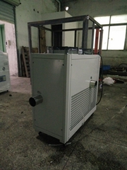 5HP工业冷风机、风冷式冷风机