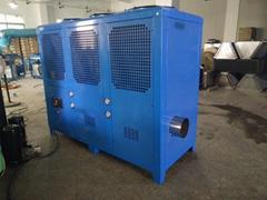 20HP風冷式低溫冷風機、工業冷氣機