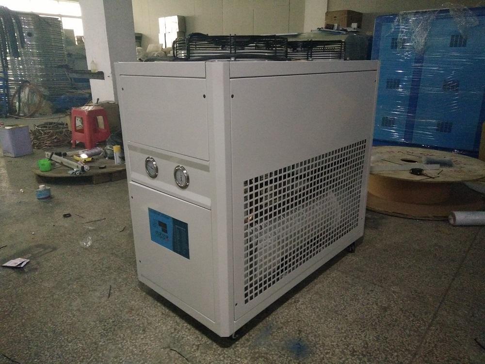 5HP工业油循环制冷机 1