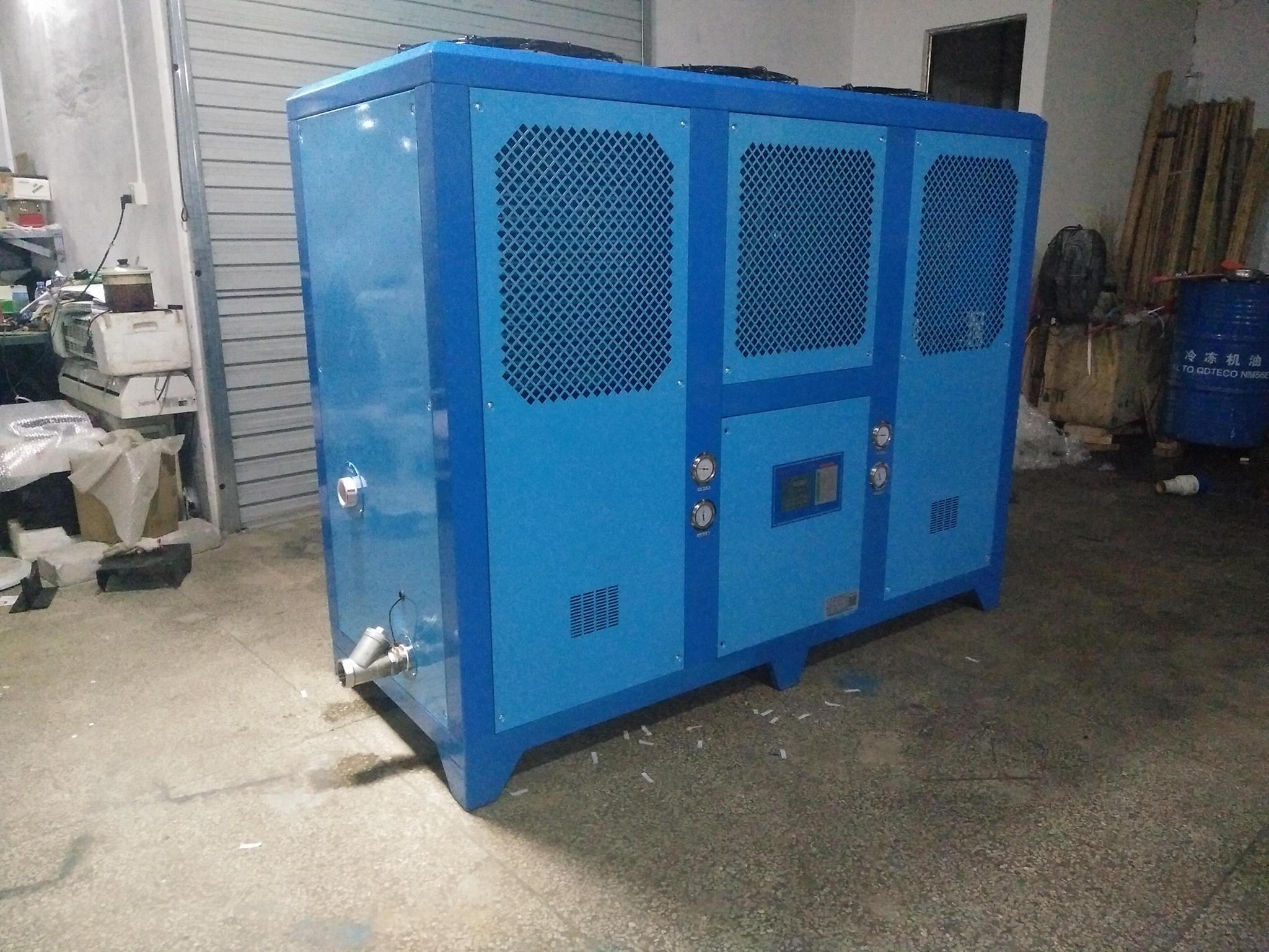 20HP工业油冷却机 1
