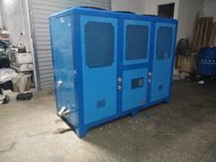 20HP工业油冷却机