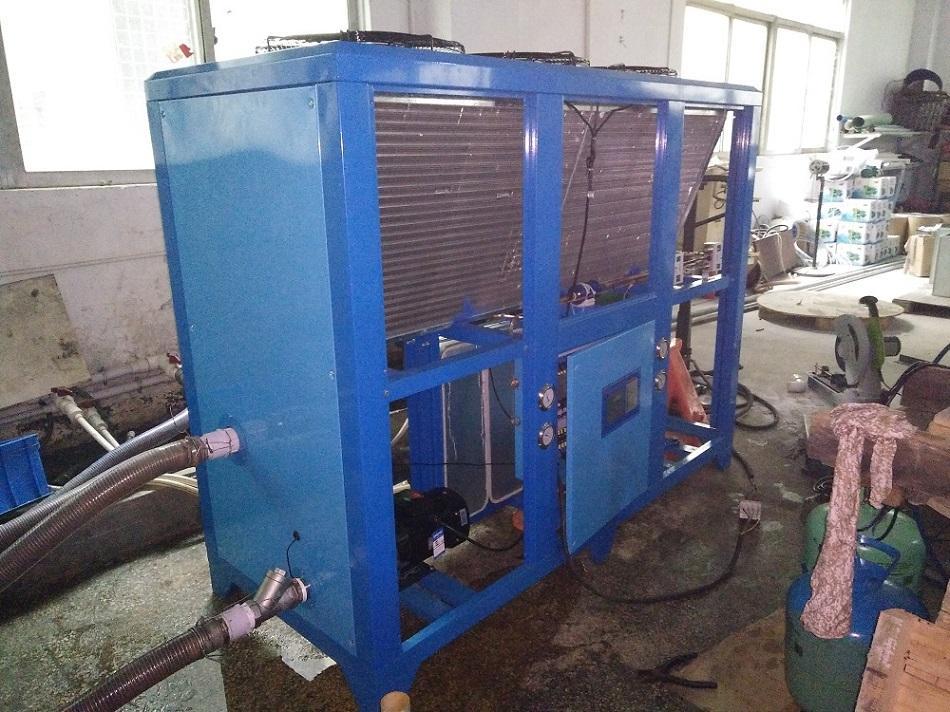 20HP工业油冷却机 4