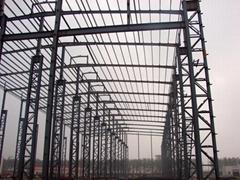 三維鋼結構公司供應輕\重型鋼結構件