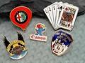 金属胸章徽章 3