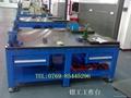 铸铁平台配支架重型钳工工作台 5