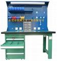 工具柜式重型工作台
