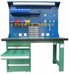 工具櫃式重型工作台