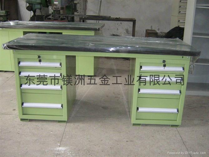 工具柜式重型工作台 5