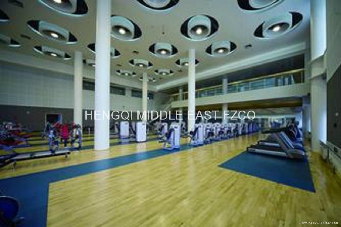 Sports flooring 9