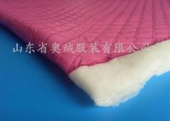 绗绣棉绗缝棉