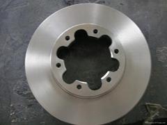 生产高品质刹车盘
