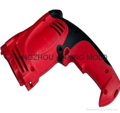 plastic electric tool mold injection mould