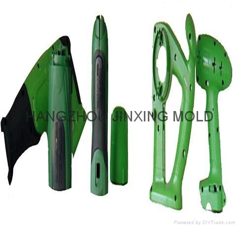 plastic electric tool mold