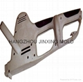 plastic electric tool mould handle mould