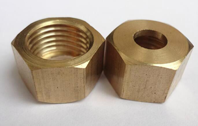 "1/2""NPT brass hose barb fittings water cooling push on fitting  1"