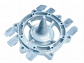 electric tool aluminum die casting part and tool
