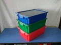 Plastic Storage and Transporting Boxes