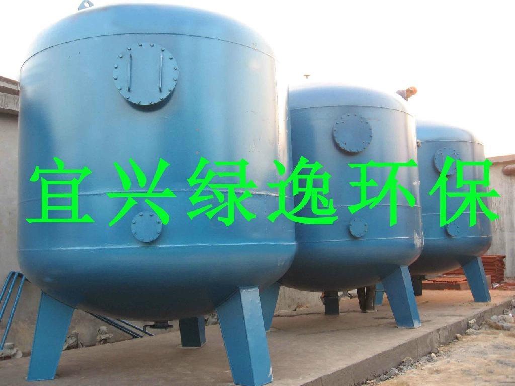 多介质过滤器 机械过滤器 壳桃壳过滤器 1