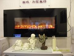 挂壁式壁炉