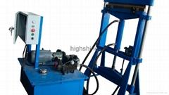 Hydraulic cabinet bending machines(Mini press brake)