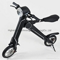 Electric folding scooter electric