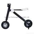 Electric folding scooter electric bicycle     3