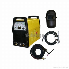 Inverter Digital AC/DC pulse tig welder