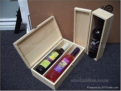 wine racks, wine boxes,for two bottles
