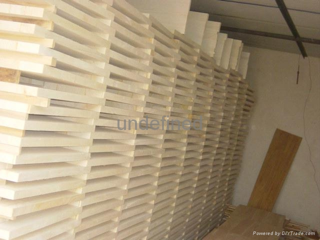 Paulownia finger joint board or lumber used for furniture and decoration  5