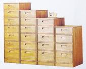 桐木櫃多段櫃