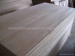 盛和木业供应优质桐木拼板厚度15-30均可定做欢迎咨询