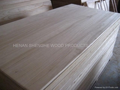 盛和木業供應優質桐木拼板厚度15-30均可定做歡迎咨詢