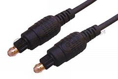 Optical Fiber Audio Cable