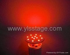 YLS-LED 遊藝燈泡 紅光