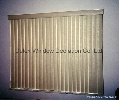 Pvc Window Shapes : Pvc vertical blinds for windows with s shapes vane and