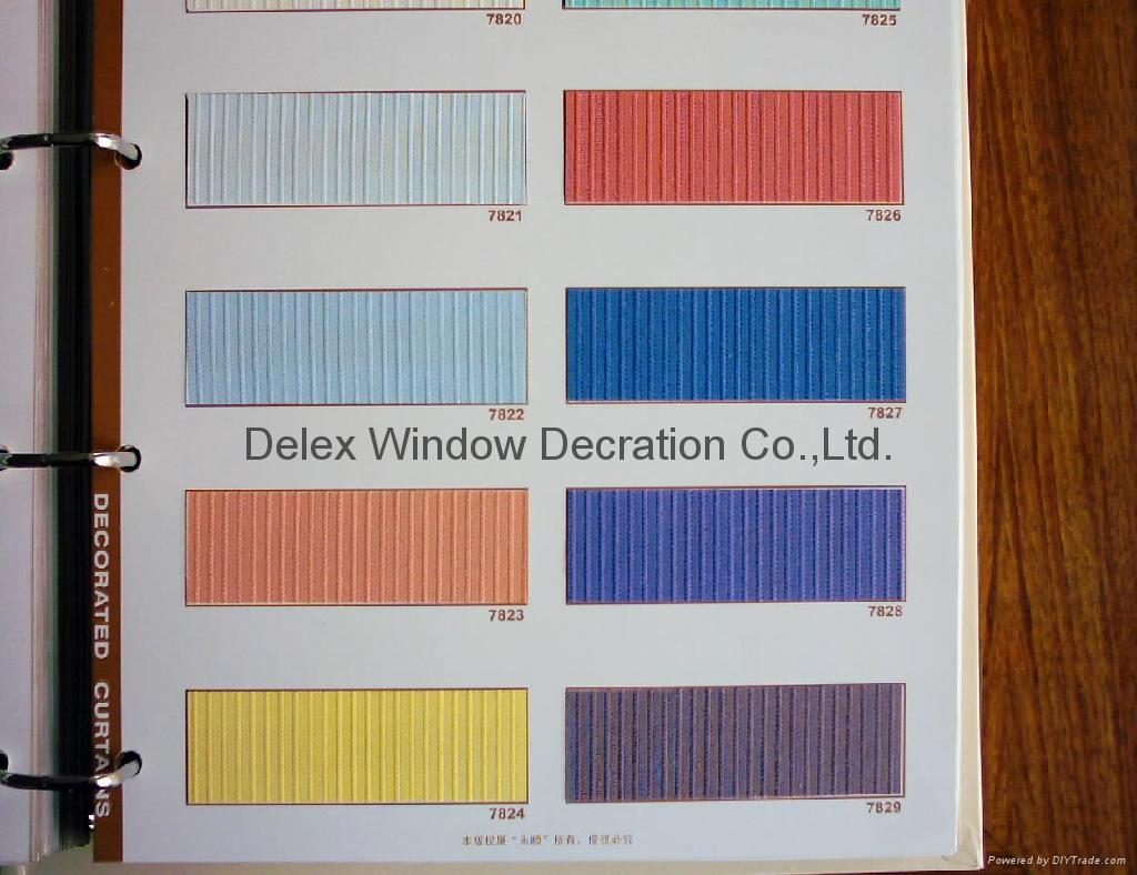 sunscreen fabric vertican blinds for windows with aluminum headrail 2