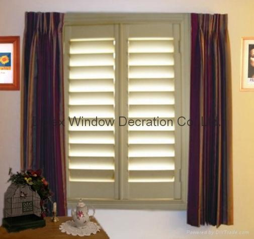 Lighting indoor doors window shutters interior folding shutters dc 1703 shutters china for Bifold interior window shutters